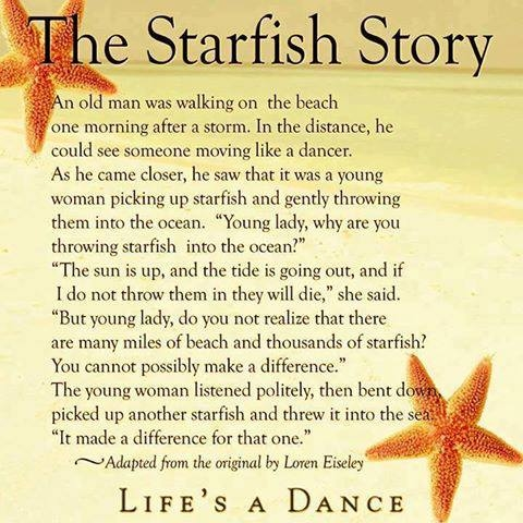 The-Starfish-Story